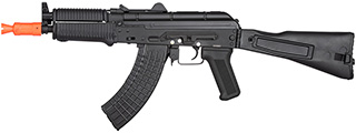 Double Bell AK Krinkov Short Barrel Airsoft AEG Rifle (BLACK)