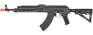 Double Bell AK47 Tactical M-LOK Airsoft AEG Rifle (BLACK)