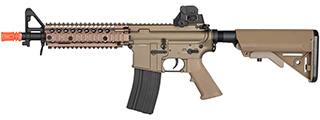 "Double Bell MK18 7.5"" AEG Full Metal Airsoft Rifle (TAN)"