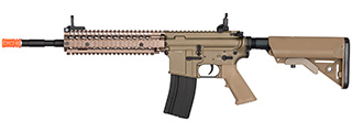 "Double Bell MK18 9.5"" AEG Full Metal Airsoft Rifle (TAN)"