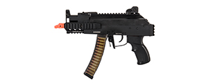 G&G PRK 9 AEG SMG, Deans Connector (Black)