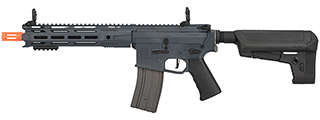 Krytac Trident MKII-M CRB Full Metal M4 Airsoft AEG Rifle (Combat Grey)