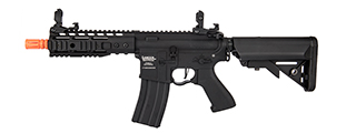 "Lancer Tactical LT-14BB-G2-ME Proline 9"" KeyMod Rail w/ Picatinny M4 Carbine AEG (Black)"
