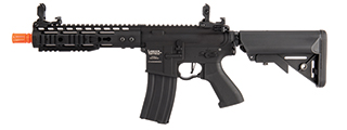 "Lancer Tactical LT-14CB-G2-ME Proline 9"" Keymod Rail w/ Picatinny M4 Carbine AEG (Black)"