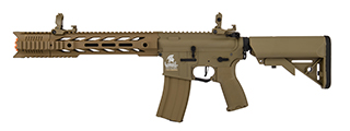 Lancer Tactical LT-25TA10-G2-E Hybrid Gen 2 M4 Airsoft AEG (Tan)