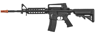 Classic Army Apex Fast Attack RIS M4 AEG Rifle, Black