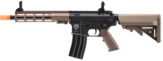 Classic Army M4 MK16 Skirmish ECS AEG Airsoft Rifle (Color: Tan / Black)