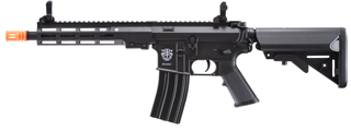 Classic Army M4 MK16 Skirmish ECS AEG Airsoft Rifle (Color: Black)