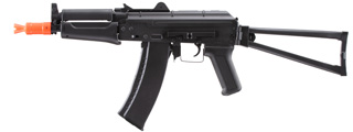 Double Bell AK74U AEG Airsoft AEG w/ Folding Stock (Color: Black)