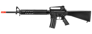 Double Bell M16A4 AEG Rifle (Black)
