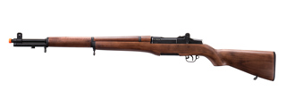 A&K Full Size M1 Garand Airsoft AEG with Real Wood Furniture