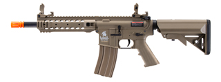 Lancer Tactical LT-24T Gen 2 CQB M4 AEG Rifle (Tan)